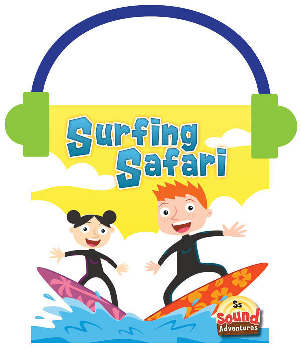 2013 - Surfing Safari  (Audio File)
