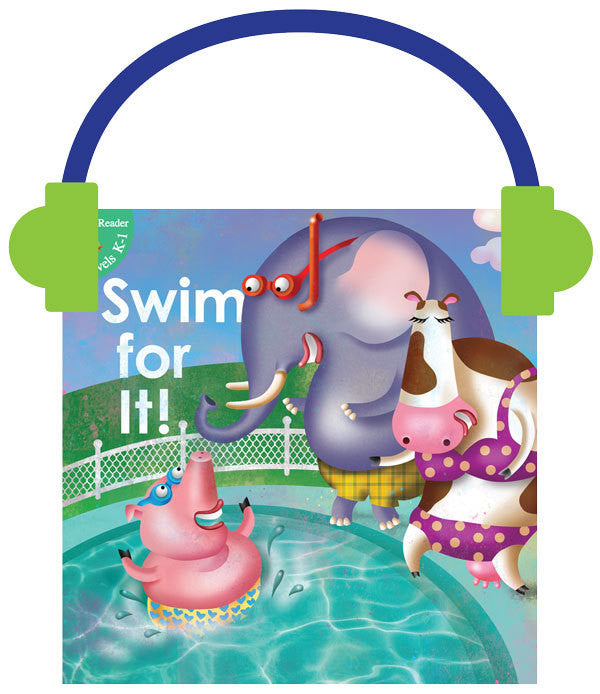 2012 - Swim For It! (Audio File)