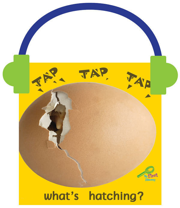 2013 - Tap, Tap, Tap… What's Hatching? (Audio File)