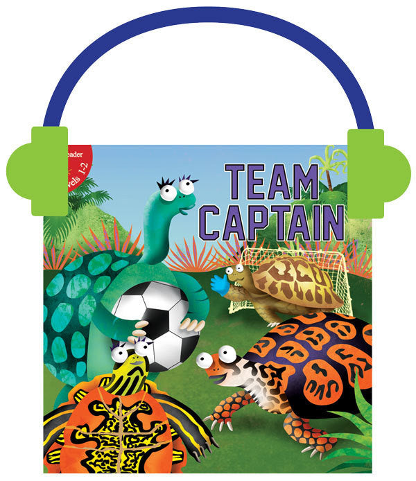 2013 - Team Captain (Audio File)