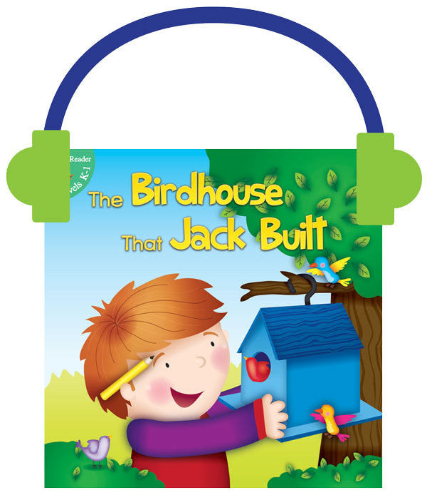 2013 - The Birdhouse That Jack Built (Audio File)