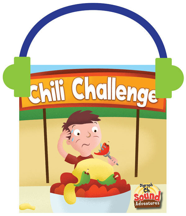 2013 - The Chili Challenge  (Audio File)