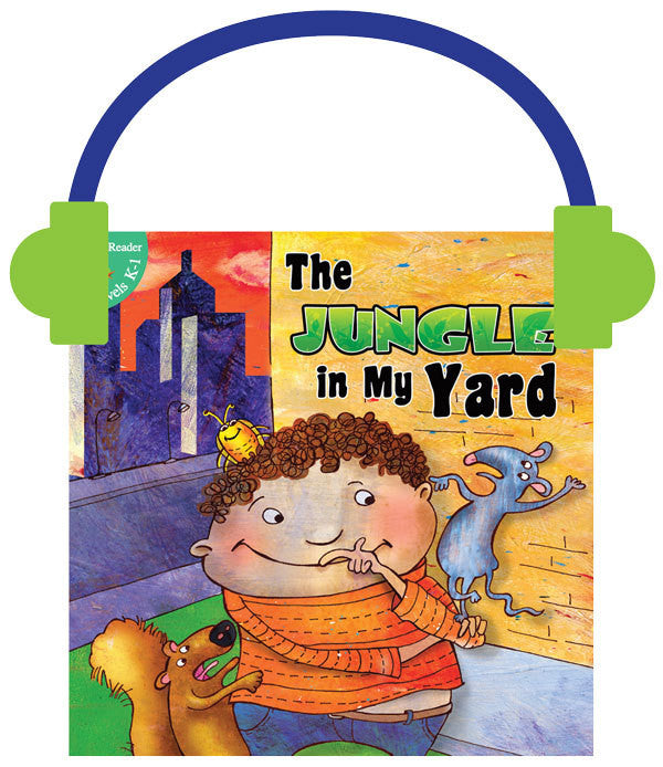 2012 - The Jungle in My Yard (Audio File)