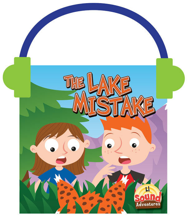 2013 - The Lake Mistake  (Audio File)