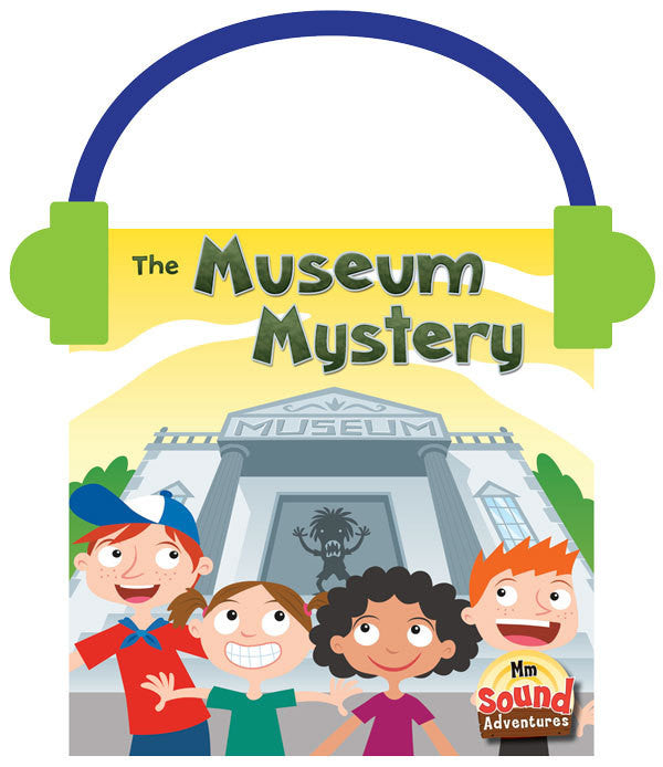 2013 - The Museum Mystery  (Audio File)