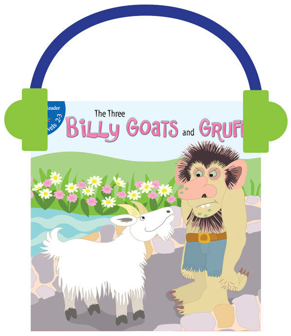 2013 - The Three Billy Goats and Gruff (Audio File)