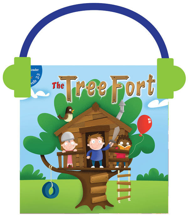 2012 - The Tree Fort (Audio File)