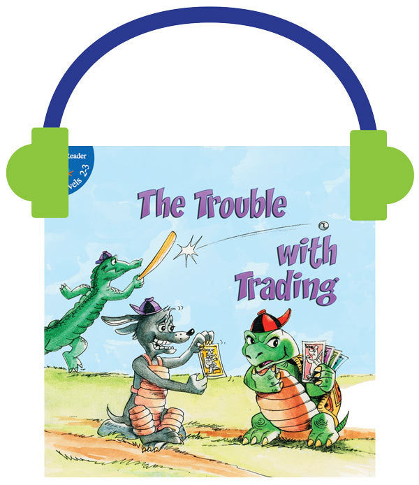 2013 - The Trouble with Trading (Audio File)