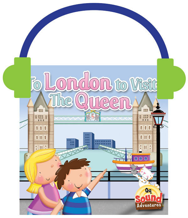 2013 - To London To Visit The Queen  (Audio File)