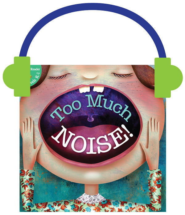 2013 - Too Much Noise! (Audio File)