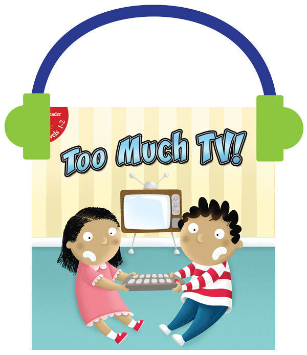 2012 - Too Much TV (Audio File)