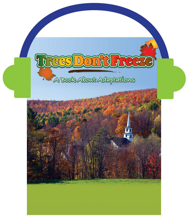 2013 - Trees Don't Freeze (Audio File)