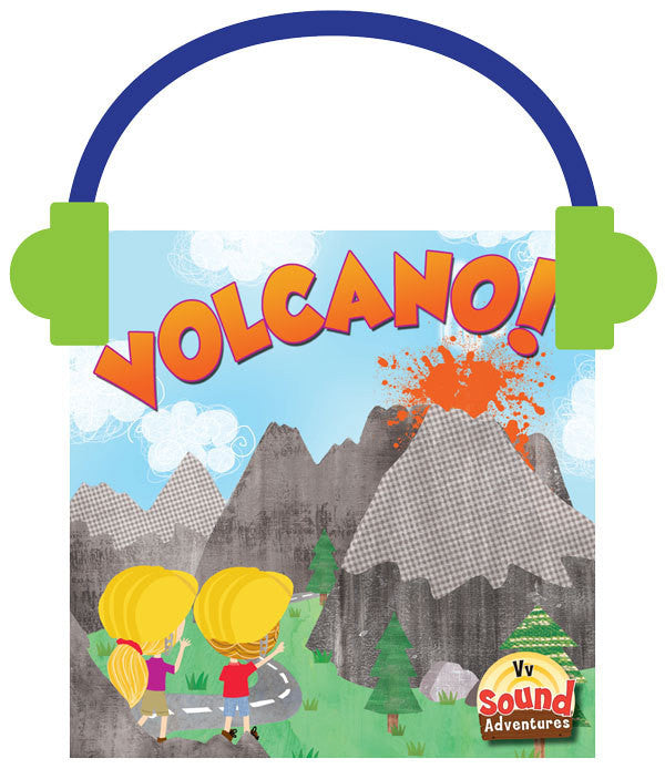 2013 - Volcano!  (Audio File)