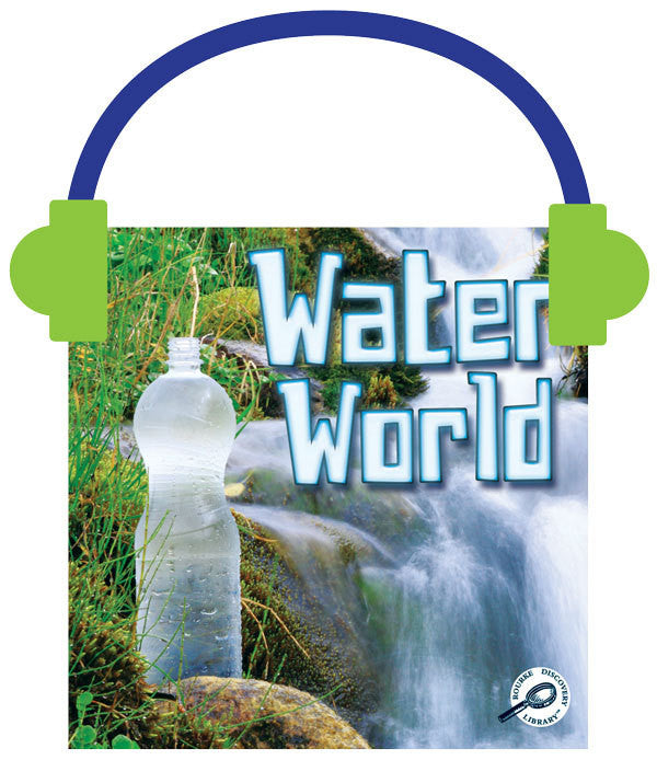 2013 - Water World (Audio File)