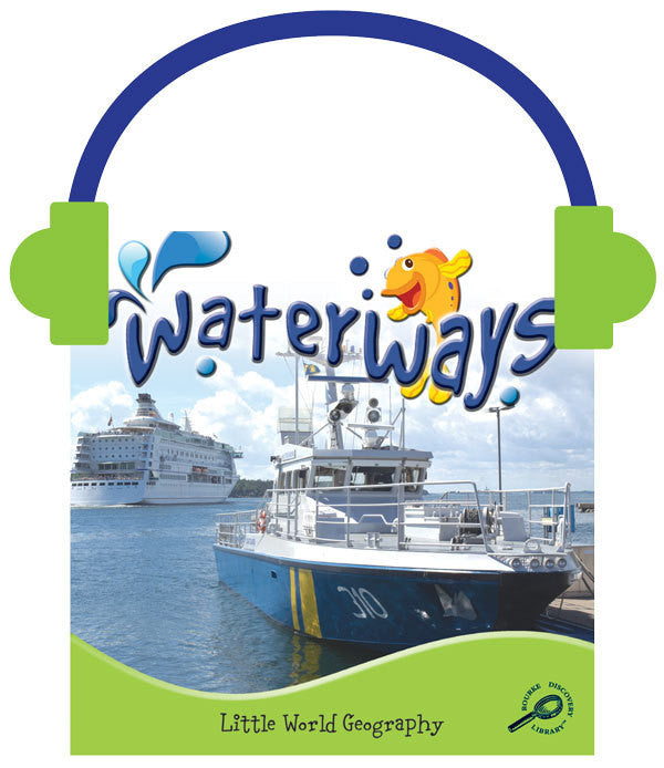2013 - Waterways (Audio File)