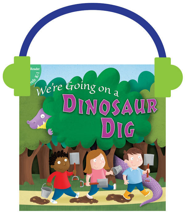 2013 - We're Going on a Dinosaur Dig (Audio File)