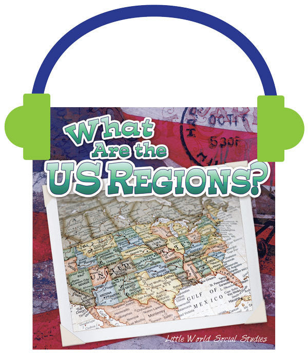 2013 - What Are the US Regions? (Audio File)