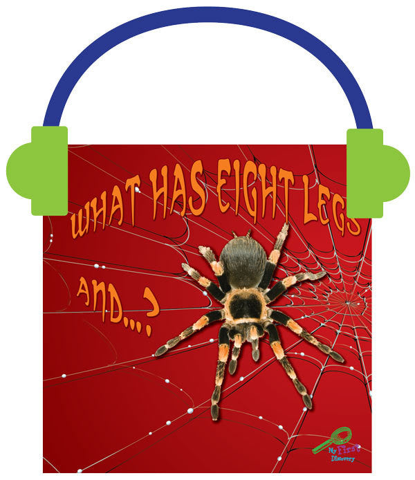 2013 - What Has Eight Legs And… ? (Audio File)