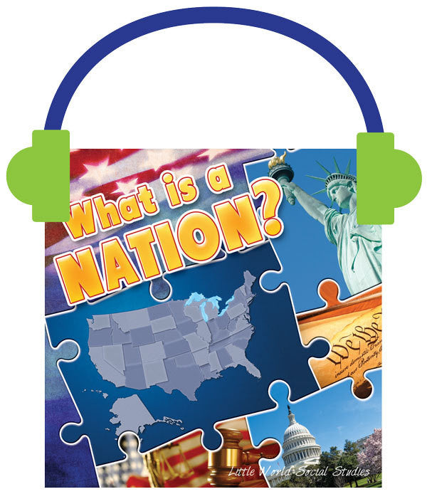2014 - What Is A Nation? (Audio File)