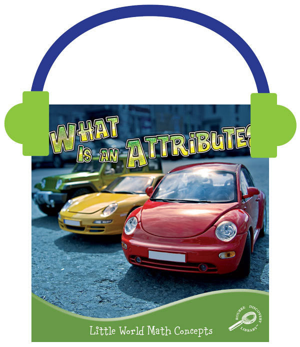 2013 - What Is An Attribute? (Audio File)