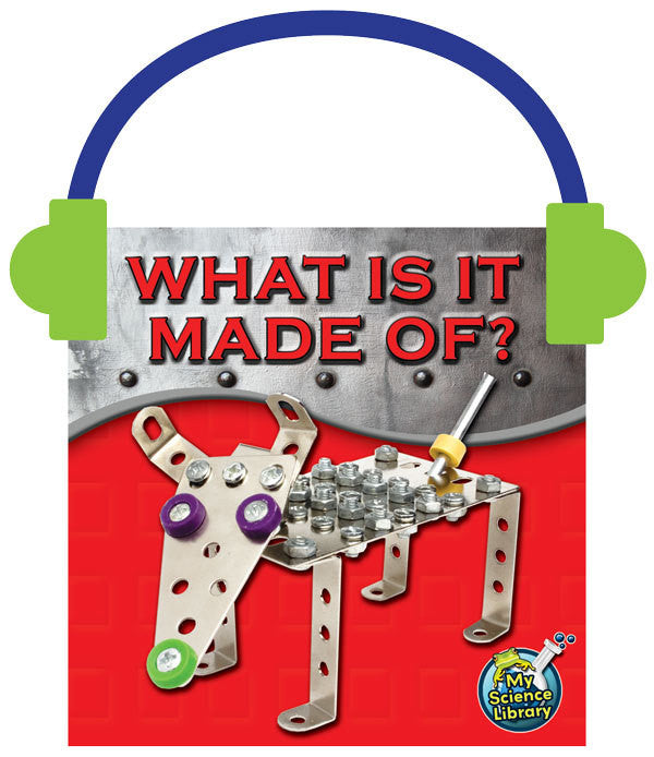 2013 - What Is It Made Of? (Audio File)