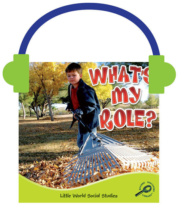 2013 - What's My Role? (Audio File)