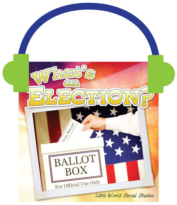 2013 - What's An Election? (Audio File)