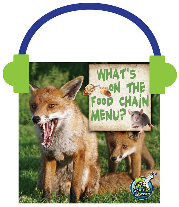2013 - What's on the Food Chain Menu? (Audio File)