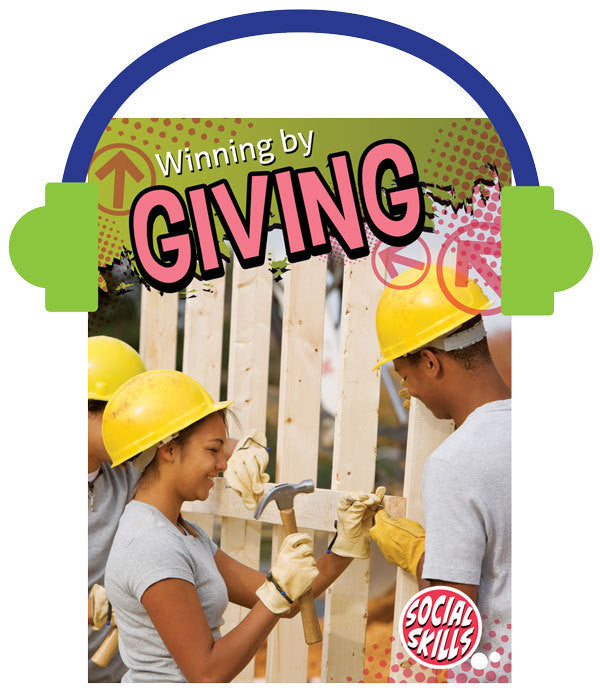 2014 - Winning By Giving (Audio File)