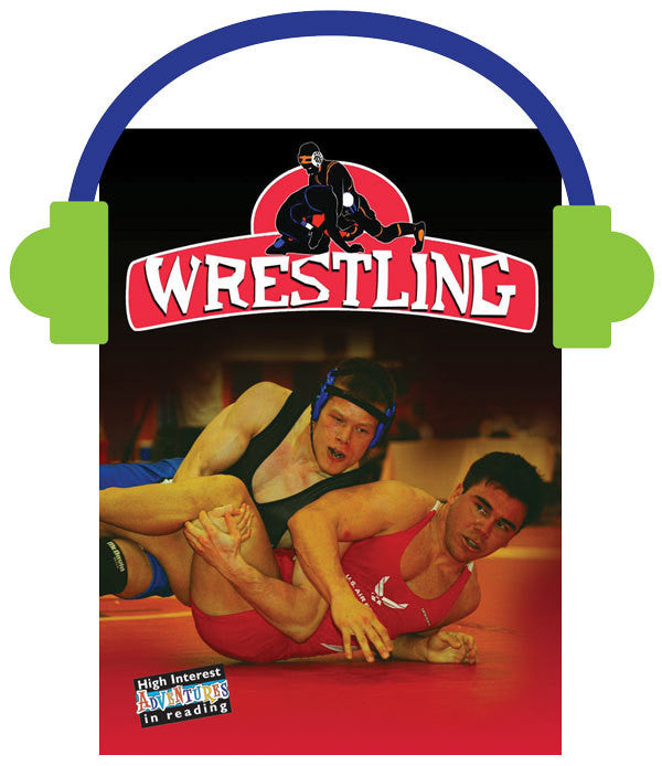 2013 - Wrestling (Audio File)