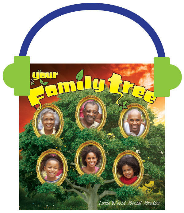 2014 - Your Family Tree (Audio File)
