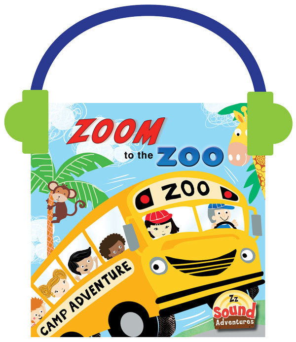 2013 - Zoom to the Zoo (Audio File)