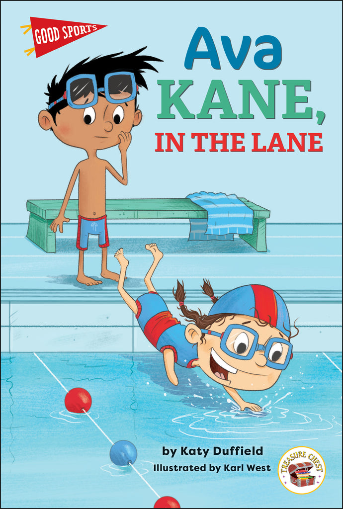 2021 - Ava Kane, In the Lane (Hardback)