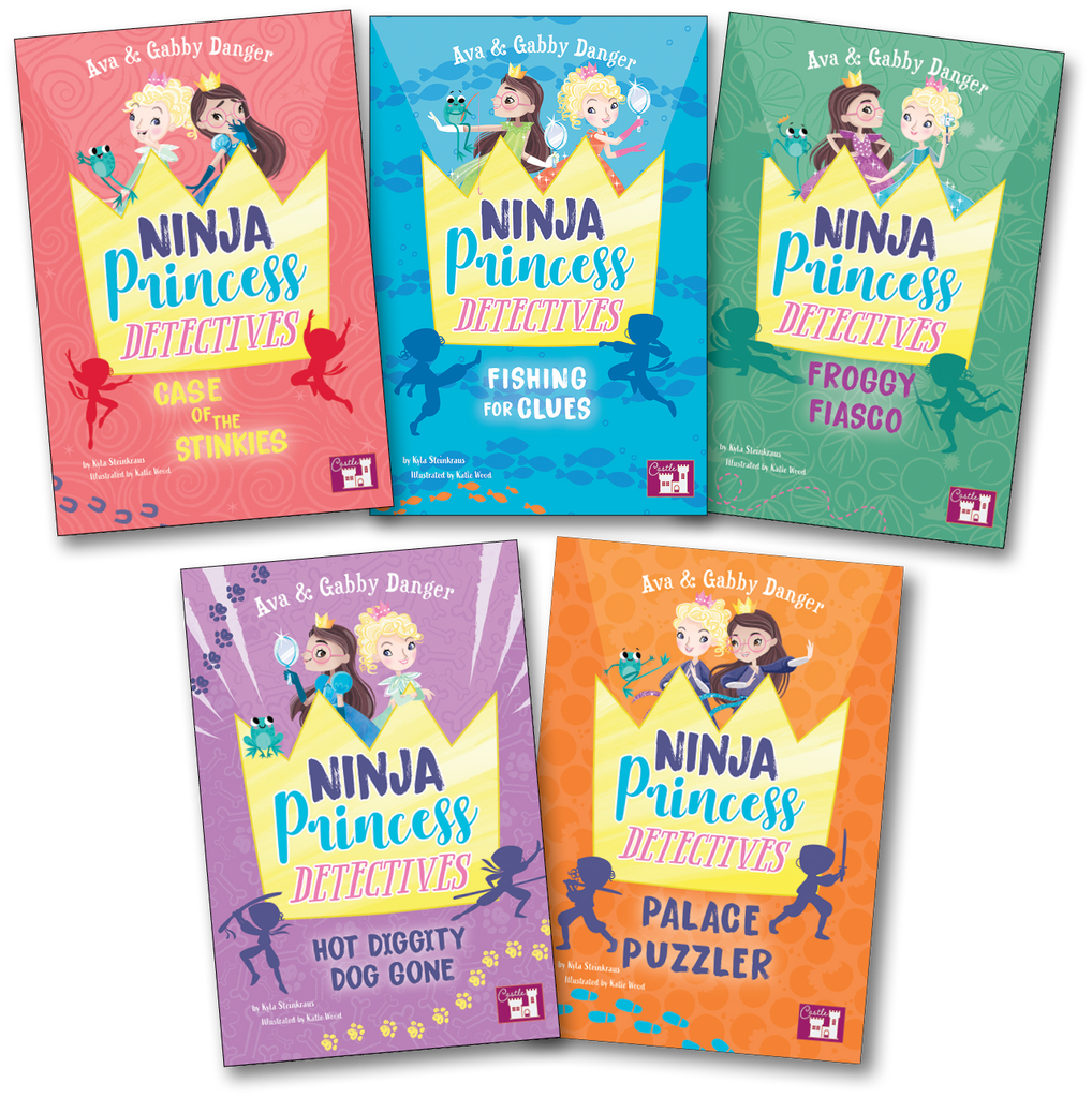 2020 - Ava and Gabby Danger: Ninja Princess Detectives (Series)