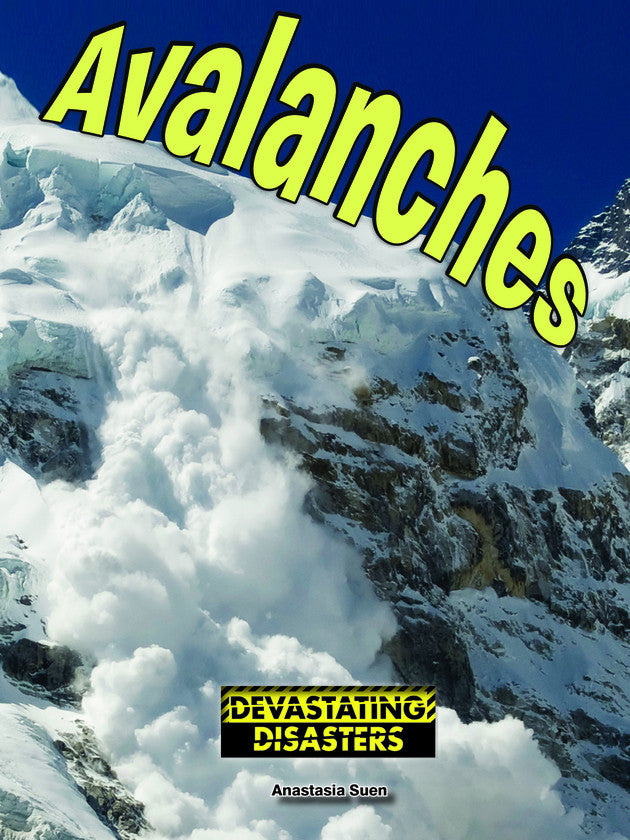 2016 - Avalanches (Paperback)