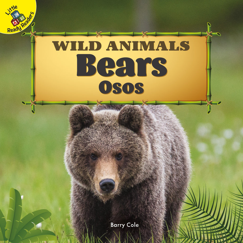 2020 - Bears Osos (Board Books)