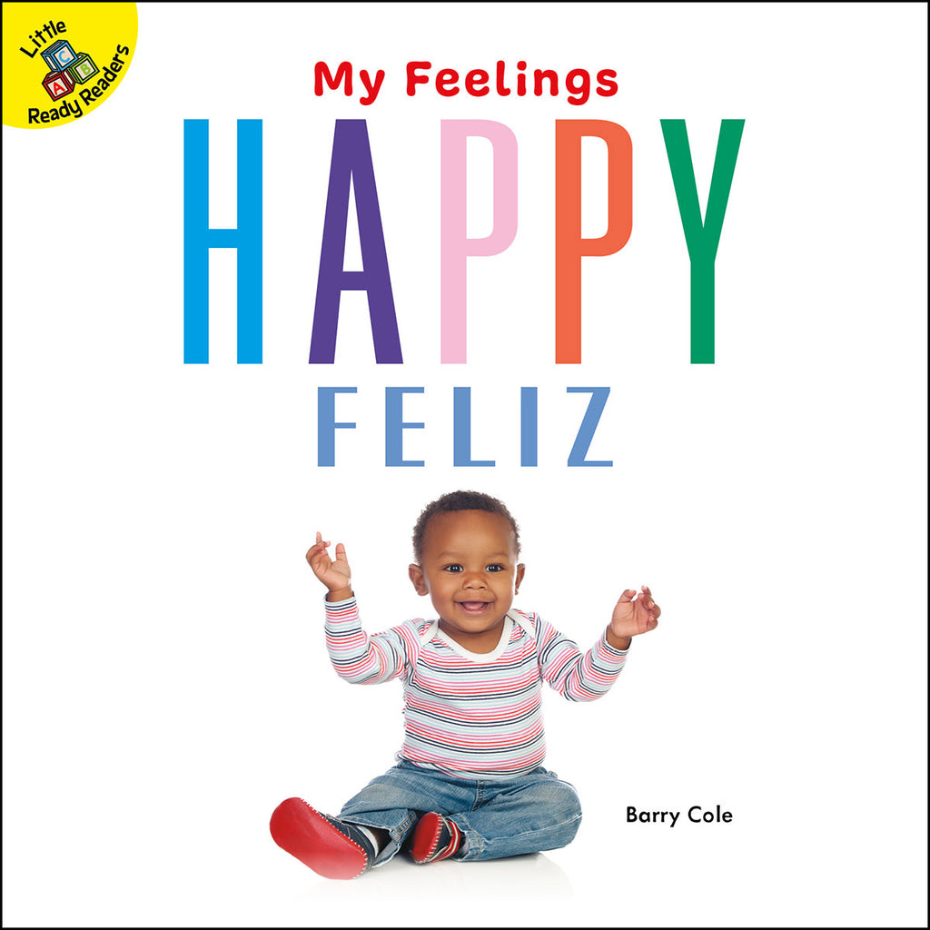 2020 - Happy Feliz (Board Books)