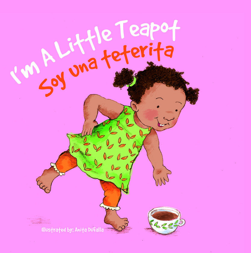 2017 - Soy una teterita / I'm a Little Teapot (eBook)