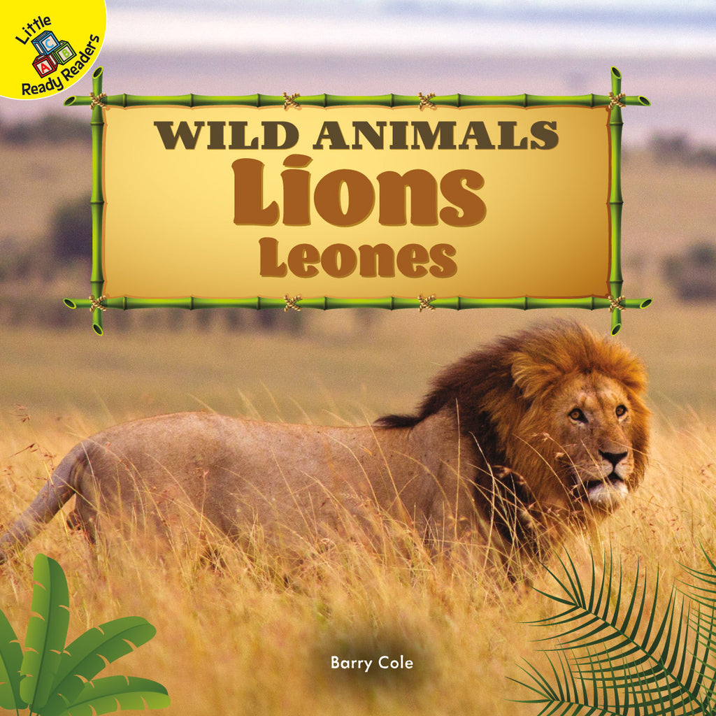 2020 - Lions Leones (Board Books)