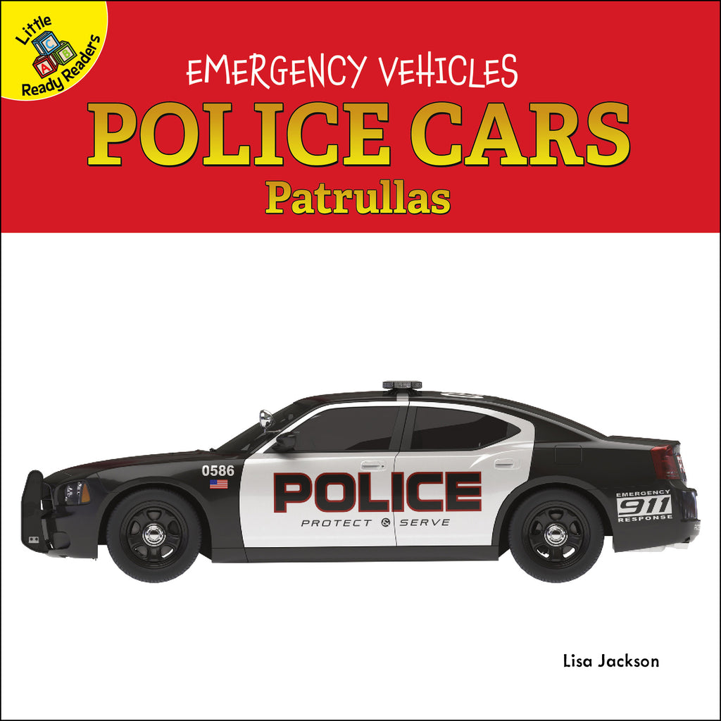 2020 - Police Cars Patrullas (Board Books)