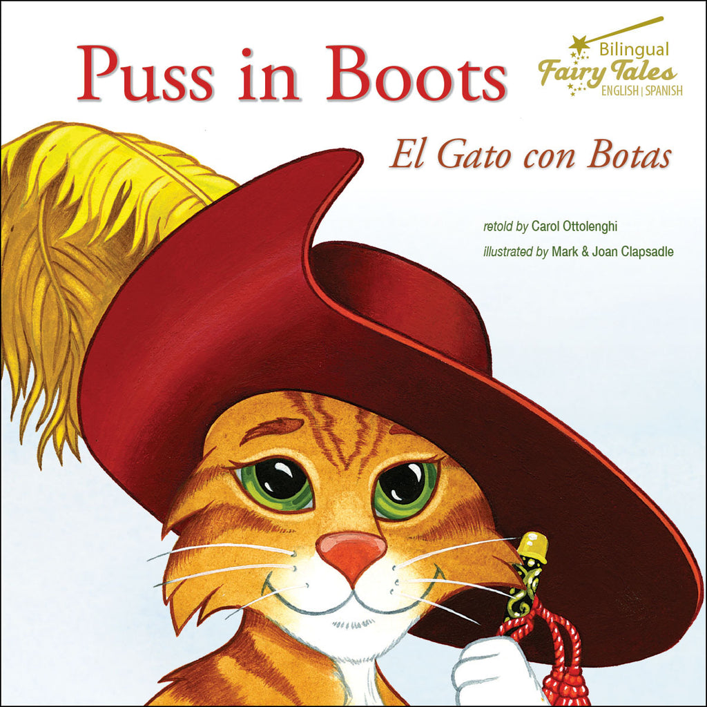 2019 - Puss in Boots (Hardback)