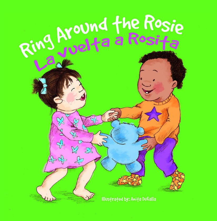2017 - Anillo alrededor del Rosie / Ring Around the Rosie (eBook)