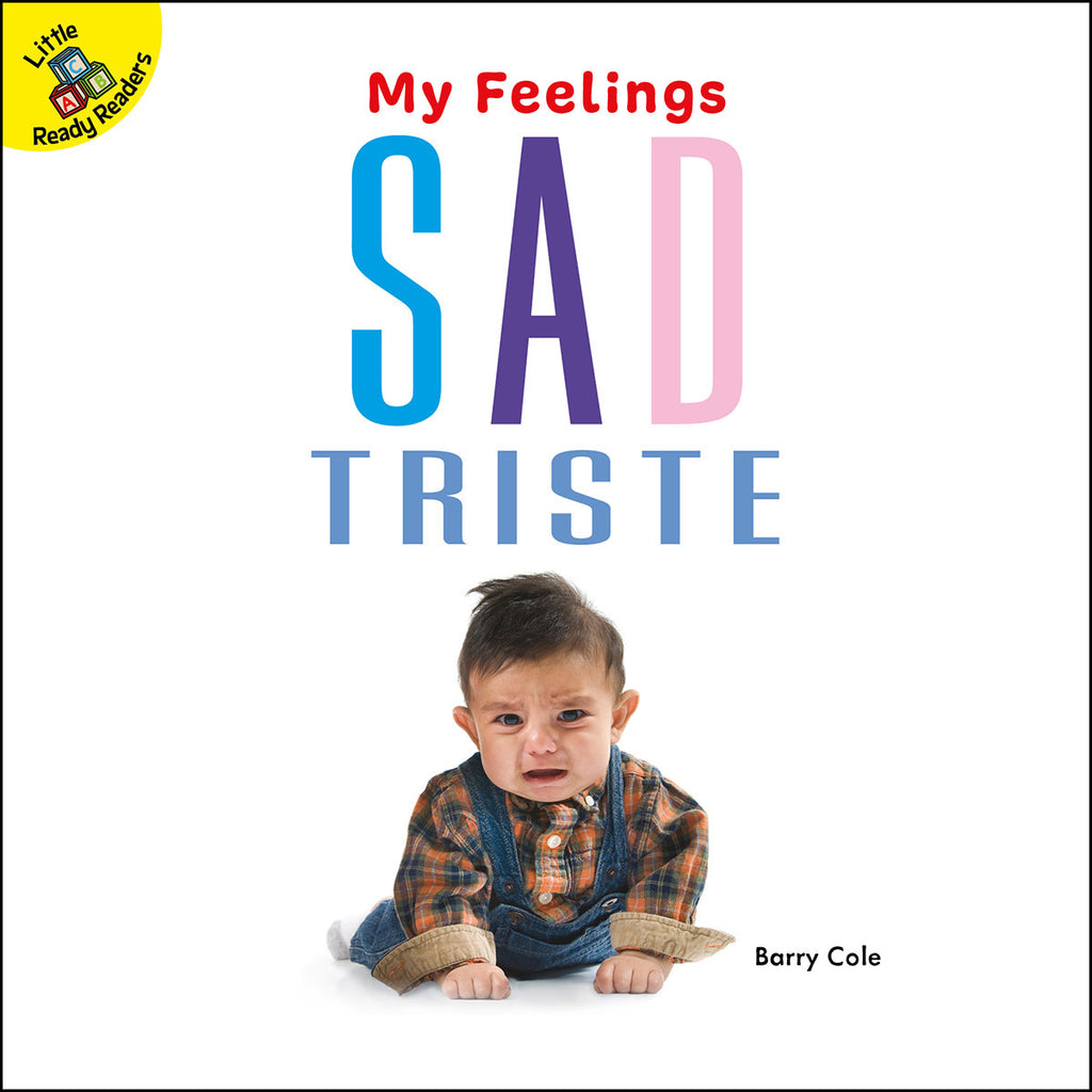 2020 - Sad Triste (Board Books)
