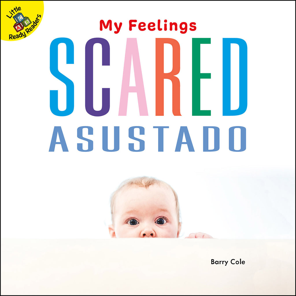 2020 - Scared Asustado (Board Books)