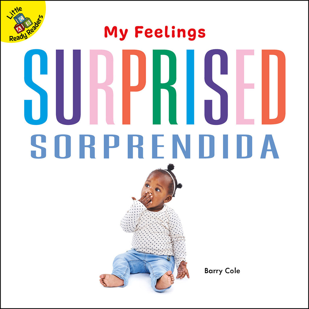 2020 - Surprised Sorprendida (Board Books)