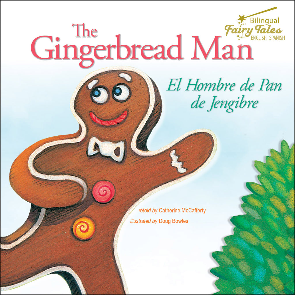 2019 - The Gingerbread Man (Paperback)