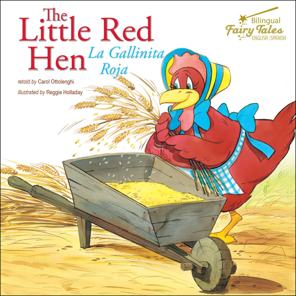 2019 - The Little Red Hen (Hardback)