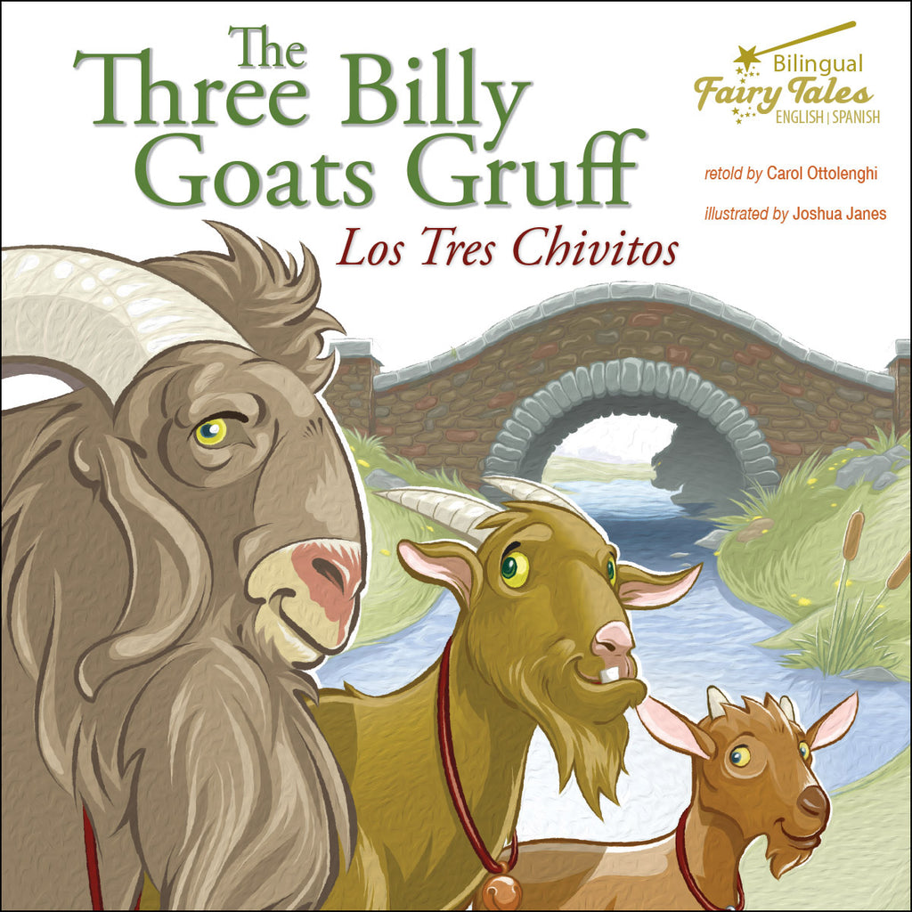 2019 - The Three Billy Goats Gruff (Hardback)