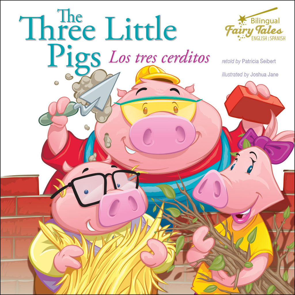 2019 - The Three Little Pigs (Hardback)