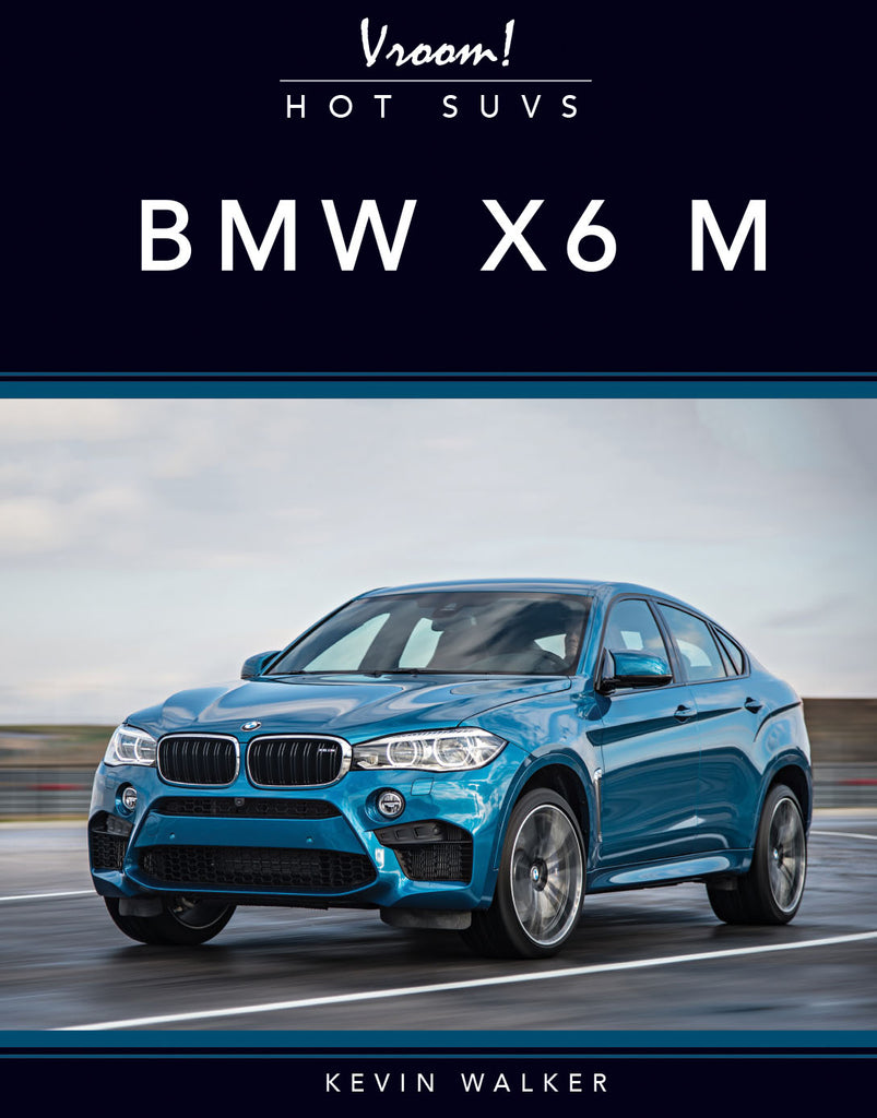 2019 - BMW X6M (eBook)
